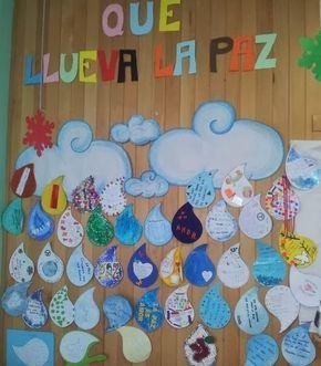 Escuela Infantil Turre Celebramos El Día De La Paz Y La No Violencia Dia De La Paz Mural De La Paz Educación Para La Paz