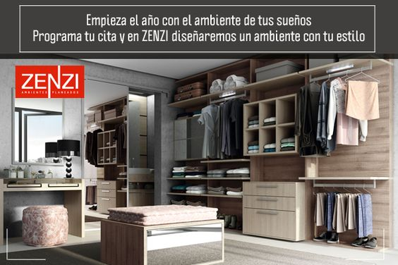 Empieza el año con el ambiente de tus sueños Programa tu cita y en ZENZI diseñaremos un ambiente con tu estilo  goo.gl/9oOI5U