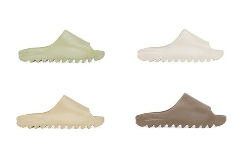 Adidas Yeezy Slides Releasing In Four Colorways In 2020 Yeezy Adidas Yeezy Addidas Yeezy