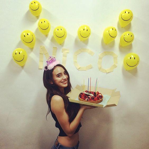 石田ニコルのケーキ