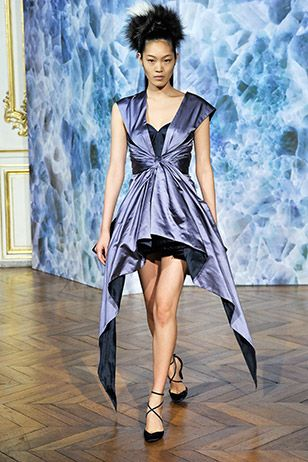 Alexis Mabille Haute Couture Fall Winter 2014-2015, look 6.  www.alexismabille.com