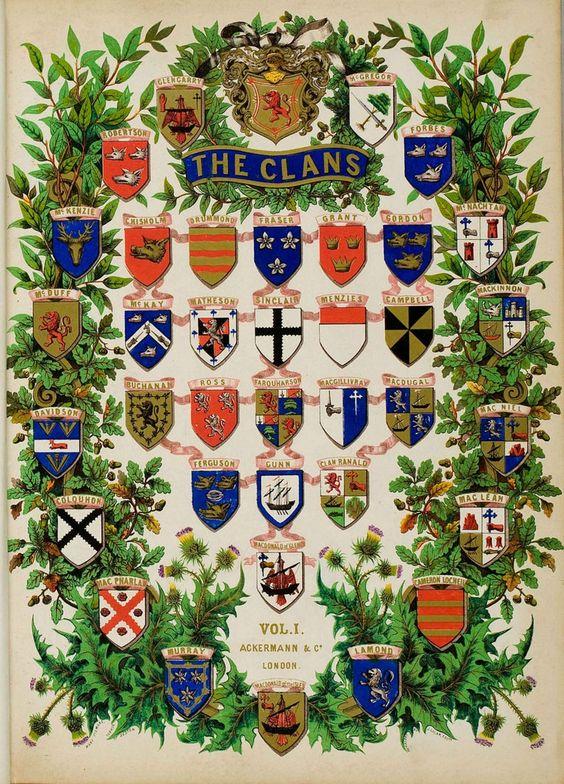 Les clans écossais Cdfbb1a4f93292149bc26425a41a1e5a