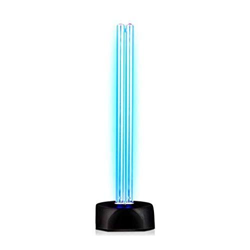 Germicidal Lamp 360 No Dead Angle Uv Disinfection Lamp Portable Uv Ozone Sterilization Lamp Mobile Uv C Led Sanitizer Sterilization Rate 99 Outdoor You Shou In 2020 Led Disinfect Ozone