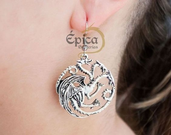 Brinco Game of Thrones Targaryen