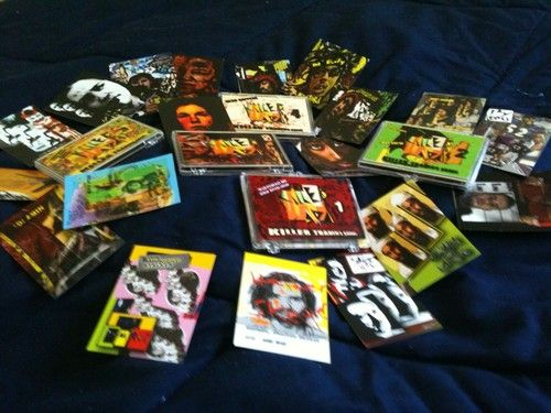 KILLER TRADING CARDS ....SERIES 1...2..3..4..and 5