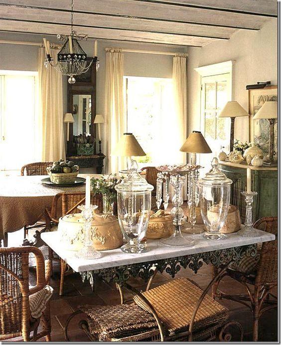 French table du boucher cote de texas la maison de mes - La table du boucher villeneuve d ascq ...