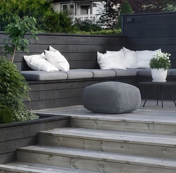 Decking Glasgow Seating Area - Softwood, Hardwood, Composite Decking & Scaffolding Boards Are Discussed As We Inspire You To Make Your Outside Living Space An Extension Of Your Home.