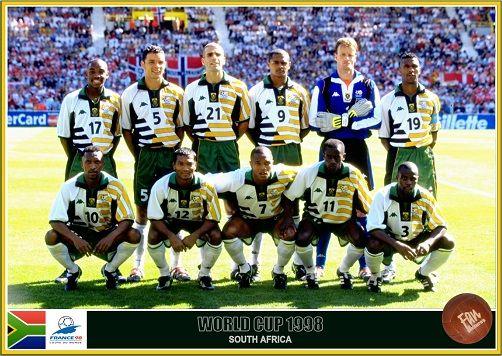 Fan Pictures 1998 Fifa World Cup France Times De Futebol Futebol Clubes