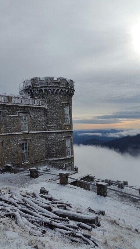 Mont Aigoual France