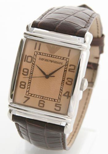 Buy Emporio Armani AR0402 Watches for everyday discount prices on Bodying.com