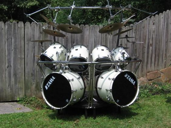 how to build a drum rack