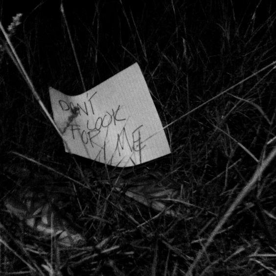 """""""The Night I Ran Away"""""""