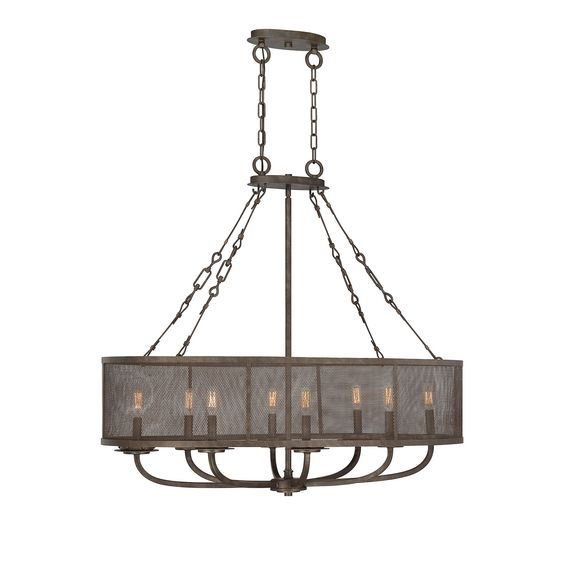 Savoy House Nouvel 8 Light Candle Chandelier