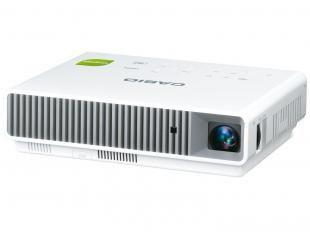 Projetor Casio Standard XJ-M256 3000 Lumens - Resolução Nativa 1280x800 HDMI