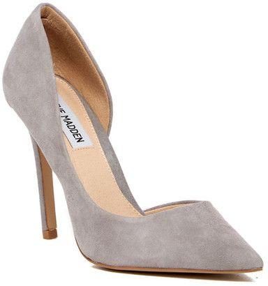Chaqueta Palabra Pantera  Steve Madden | Felicity Suede d'Orsay Pump | Nordstrom Rack | Steve madden  heels, Heels, Steve madden shoes