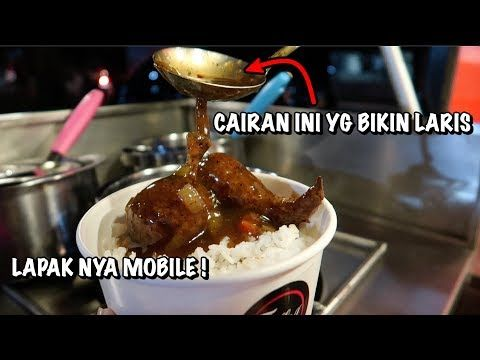 1 Porsi 15 Ribu Jualan Di Atas Kendaraan Roda 4 495 Youtube Di 2020 Makanan Resep Masakan Hidangan Penutup