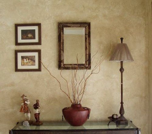 Wall finishes paint ideas and its beautiful on pinterest for What paint finish for living room