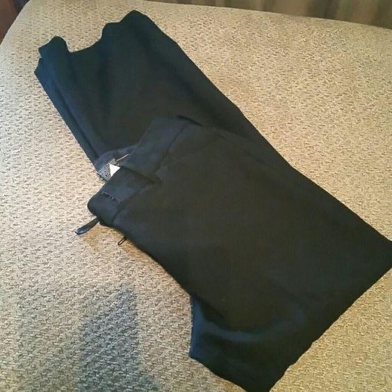 BLACK ANNE KLEIN DRESS PANTS Dress pants Anne Klein Pants Trousers