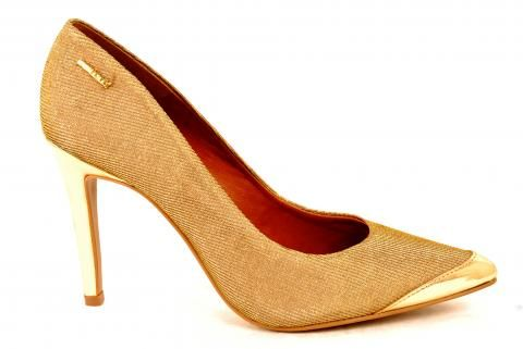 colcci shoes at heel boy (gold)