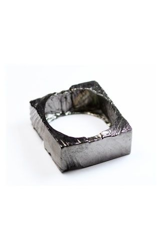 Beckett Bangle Gunmetal
