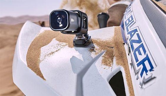 LG Aksiyon Kamerası: Action Cam LTE