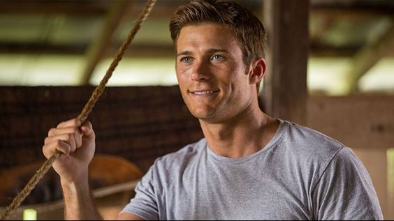 Newest love interest  I present to u the very handsome Scott Eastwood