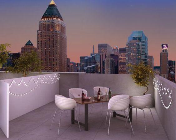 terrazas con diseños espectaculares!!
