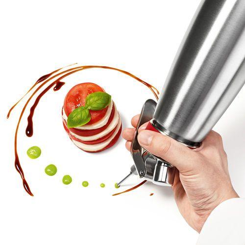 Filling \ decorating iSI Pinterest Molecular gastronomy - molekulare küche set