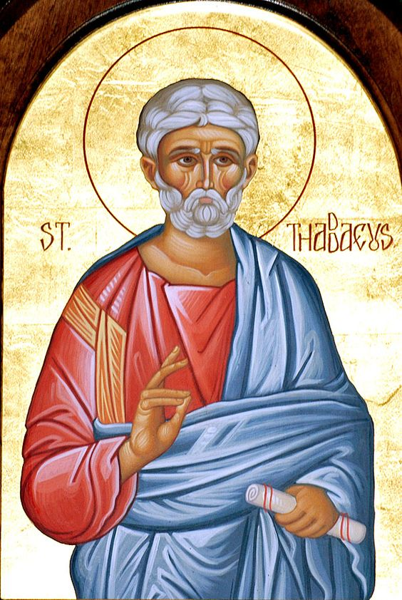 Apostle Thaddeus of the Seventy - Orthodox Church in America