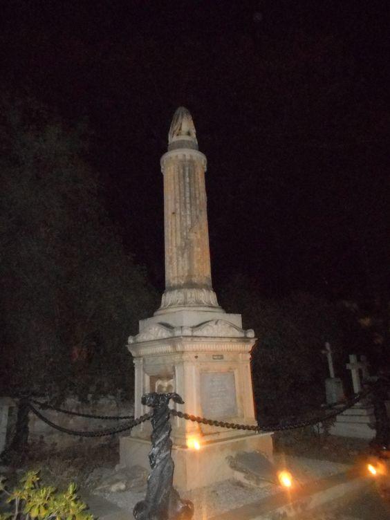 El Panteón del Fundador de este lugar
