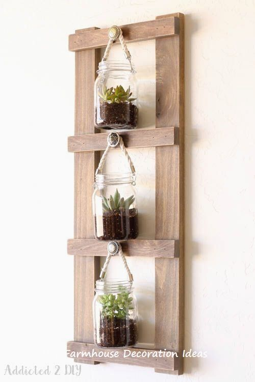 10 Easy Diy Wooden Craft Ideas Diy Home Decor Projects Decor