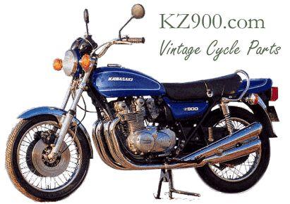 '76 KZ900B is my machine