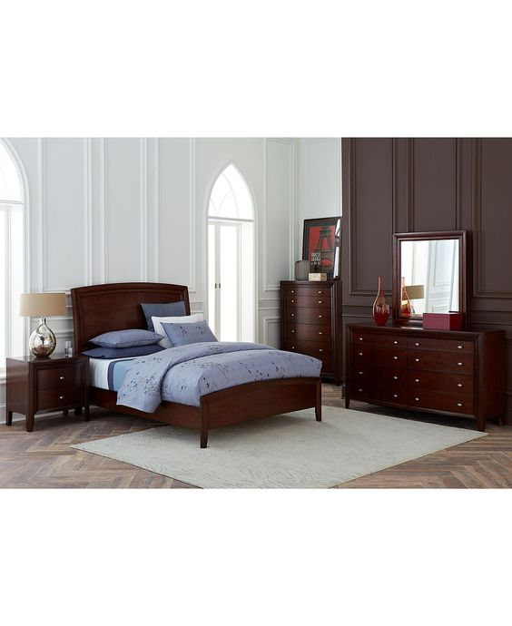 Yardley Bedroom Furniture Sets & Pieces