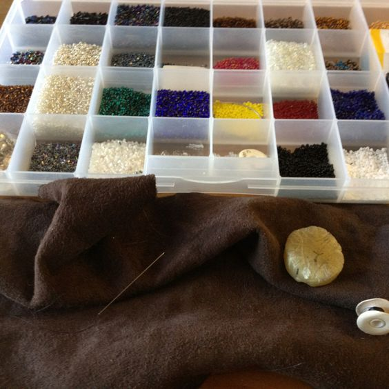Beads for the beading lover.