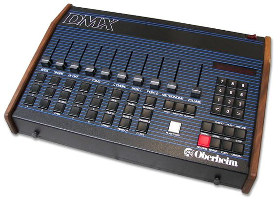 Oberheim DMX Image
