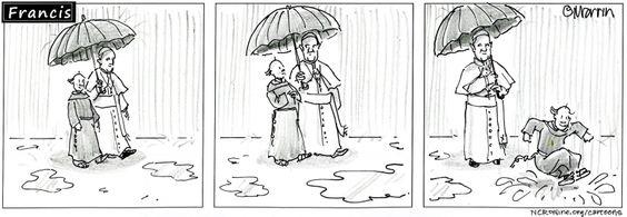 Pape François - Pope Francis - Papa Francesco - Papa Francisco - Francis the comic strip | National Catholic Reporter