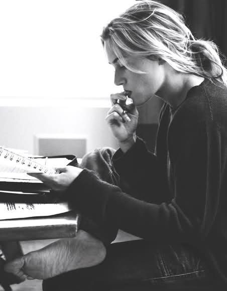 Kate Winslet by Annie Lebovitz