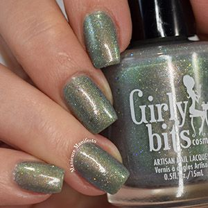 Girly Bits- Limited Edition- Act Your Sage (COTM Jan '18)