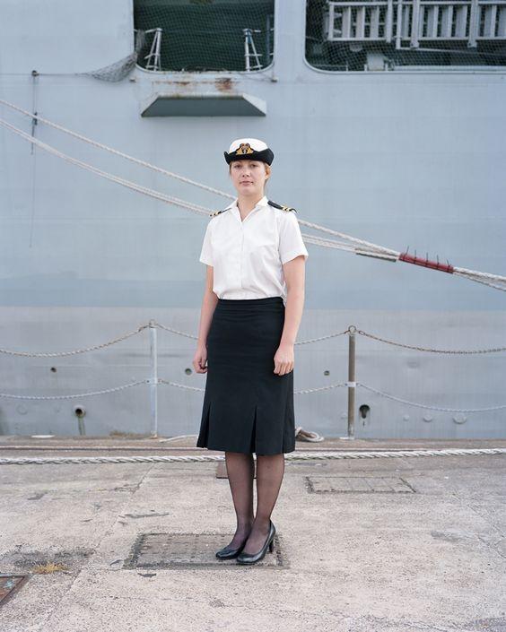 Thom Atkinson Photographer | Environmental Portraits Royal Navy Welfare Officer