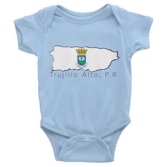 Trujillo Alto Baby One Piece
