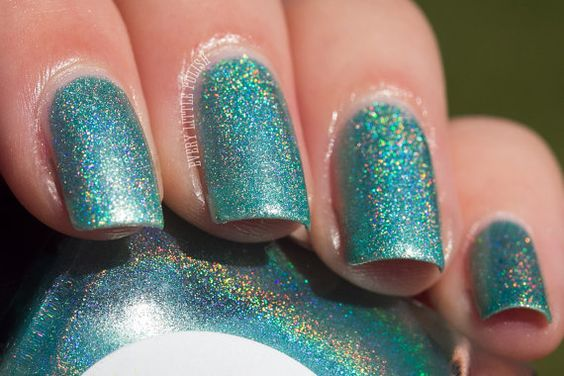 Aquadisiac from The Colour My World Collection by LilypadLacquer, $11.00