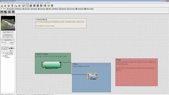 Vue Tutorial: World Machine Geo Control Tutorial Check more at http://cry.webissimo.biz/vue-tutorial-world-machine-geo-control-tutorial/