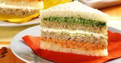 Aprenda a preparar a receita de Lanche colorido