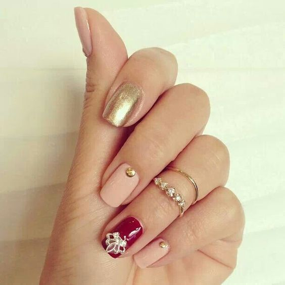 Pretty, dainty rings