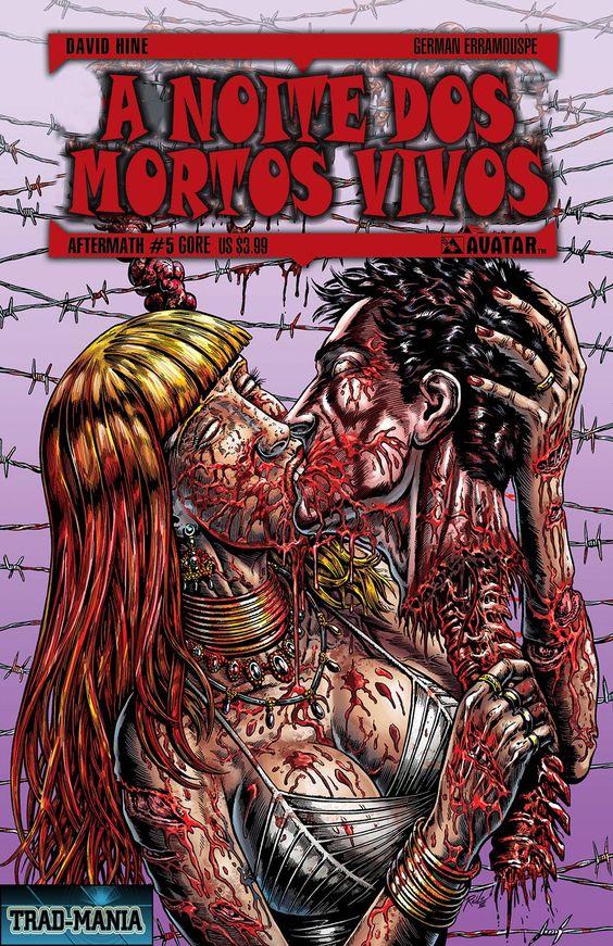 A Noite dos Mortos Vivos - Consequências - Edição 005 - 2