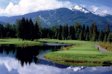 Nicklaus North Golf Course  http://www.whistlerplatinum.com/summer-activities/golf/nicklaus-north-golf-course.php