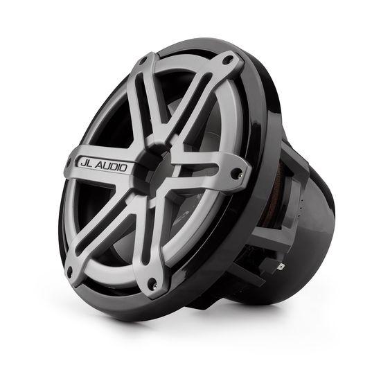 """Woofer 10"""" con rejillas sport de titanio"""