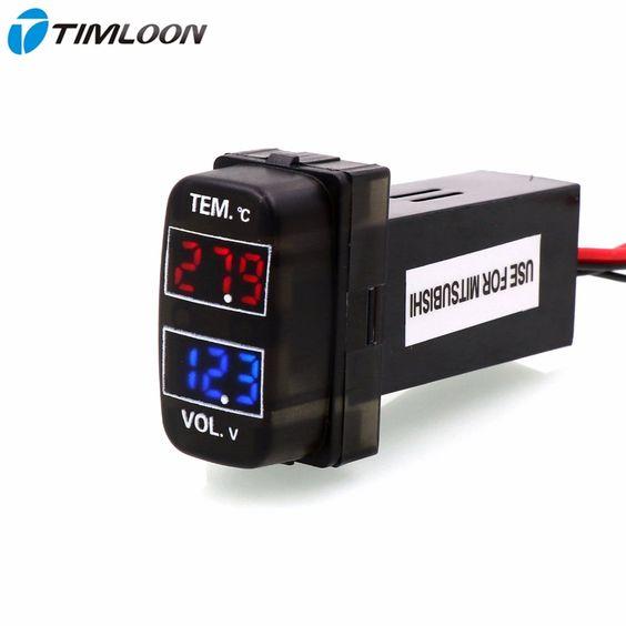 Profession Universal Car TPMS 4 External Sensor 12V With USB LCD
