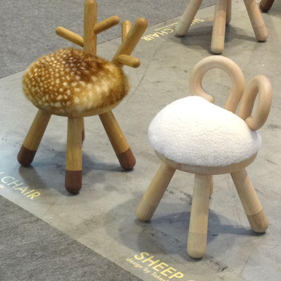 Maison & Objet 2016 - Bambi Chair - Kamina & C