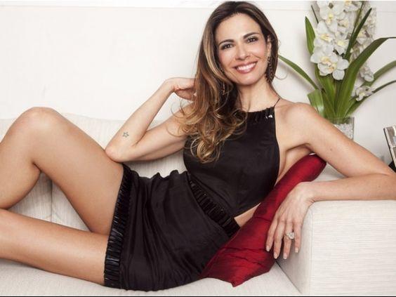 Conheça cinco truques de beleza da apresentadora Luciana Gimenez